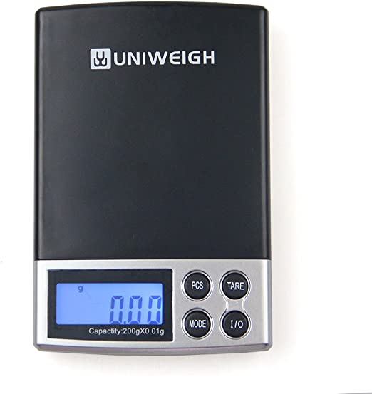 Mini Pocket Digital Scales 0.01G .01g x 100g WEIGHING electronic Jewellery LCD