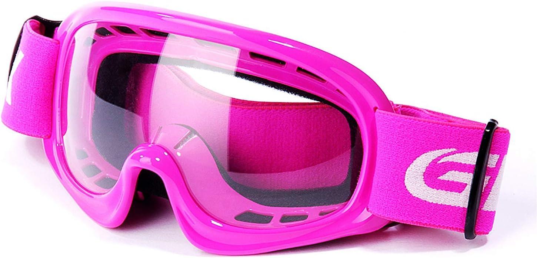 GLX Unisex-Child GX623 DOT Kids Youth ATV Off-Road Dirt Bike Motocross Helmet Gear Combo Gloves Goggles for Boys /& Girls Digital Orange, Medium