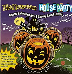 Various artists halloween house party classic halloween for Old house music artists