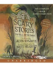 Scary Stories Audio CD Collection