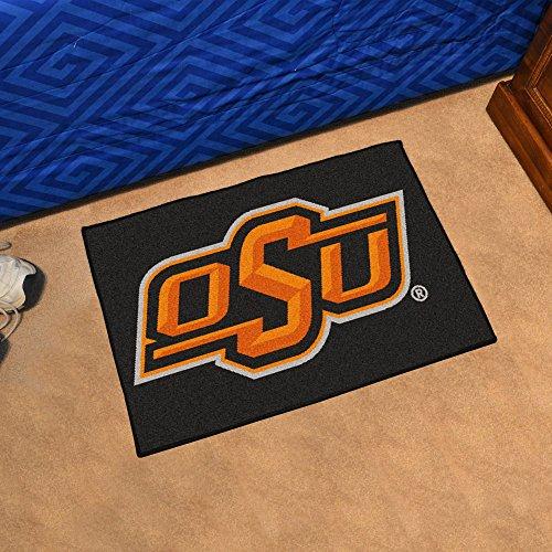 Oklahoma State Starter Rug -