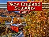 New England Seasons 2019 Calendar