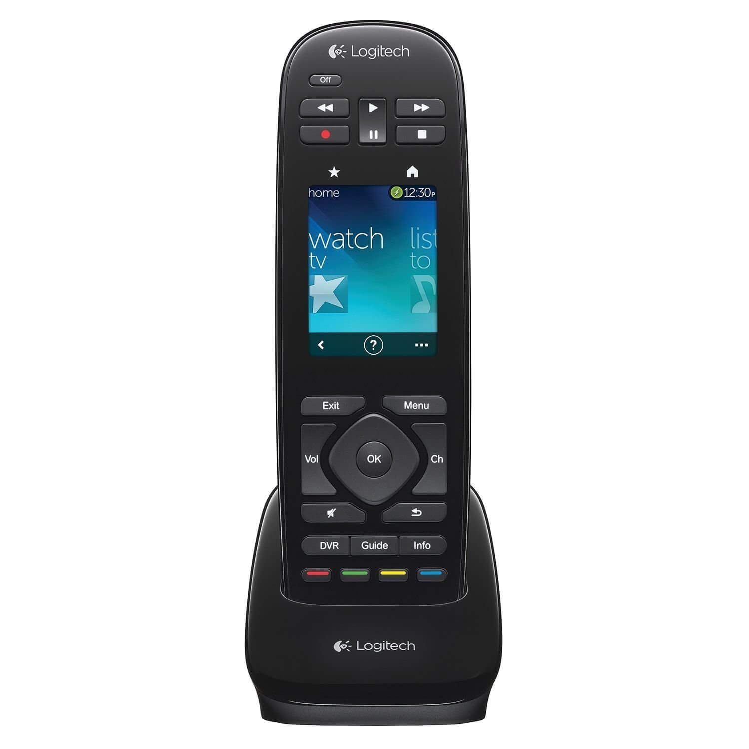 Logitech Harmony Touch Advanced Remote Control (Renewed)