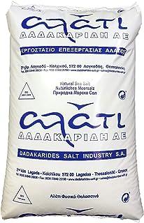 Saco de sal marina de granos para suavizante y purificador ...