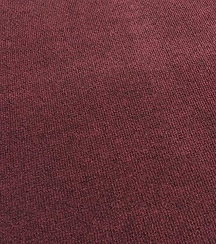 10'x10' Square - Red - Economy Indoor / Outdoor Carpet Area Rugs   Light Weight Indoor / Outdoor Rug Many Colors to Choose From