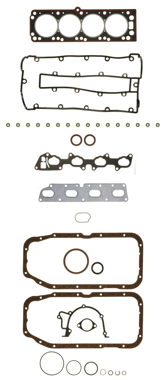 Ajusa 50104100 Juego Completo de Juntas para el Motor: Amazon.es: Coche y moto