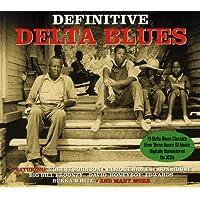 Definitive Delta Blues (4 CD)