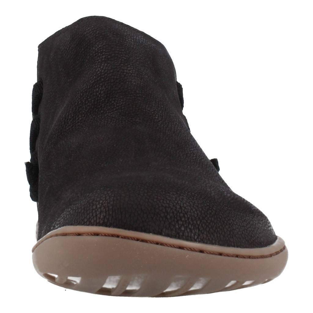 CAMPER Stiefelleten Stiefel Damen, Farbe Schwarz, Marke, Modell Modell Modell Stiefelleten Stiefel Damen PEU CAMI Schwarz 849de5