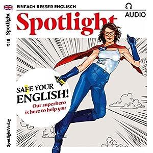 Spotlight Audio - Die Rettung für Ihre Englischkenntnisse. 10/2017 Hörbuch