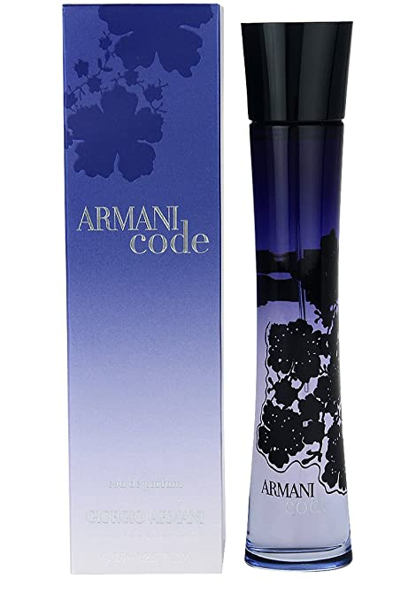 Buy Giorgio Armani Code Eau De Parfum For Women 75ml Online At Low