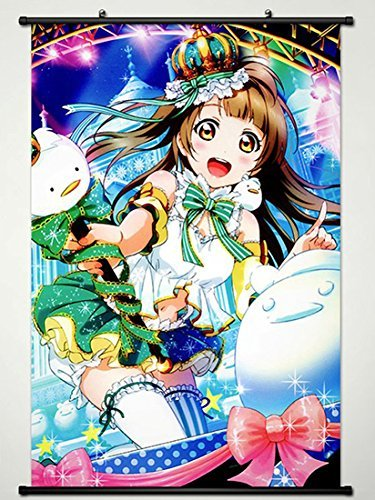 Wall Scroll Poster Fabric Painting For Anime Love Live Minam
