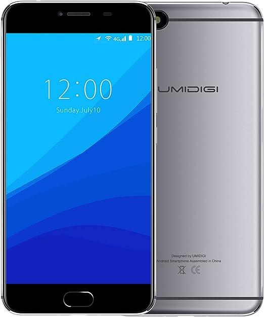 Smartphone Libre 4G de 5.5HD ,UMIDIGI C NOTE Telefonos Moviles ...