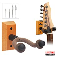 WINGO S-WH-08A Guitar Hanger Wall Mounts Holder