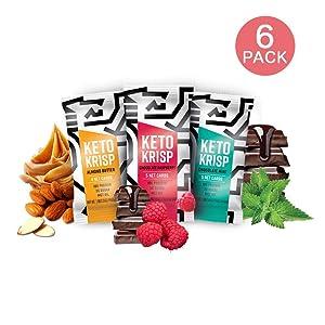 Keto Krisp - High Protein Snack Bar