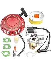 WOOSTAR - Carburador con Bobina de Encendido para Motor Honda GX140 GX160 GX200