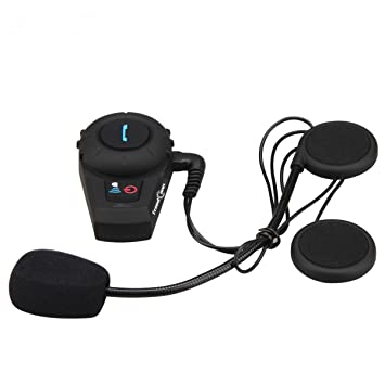 Auriculares inalámbricos para intercomunicador de casco de motocicleta o de esquí, de FreedConn BT,