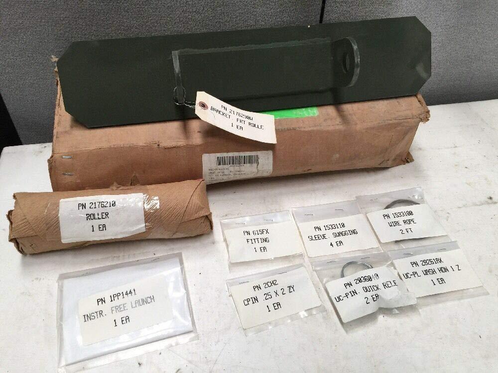 OshKosh Material Handling Roller 2176030 U MK18A1 Lvsr