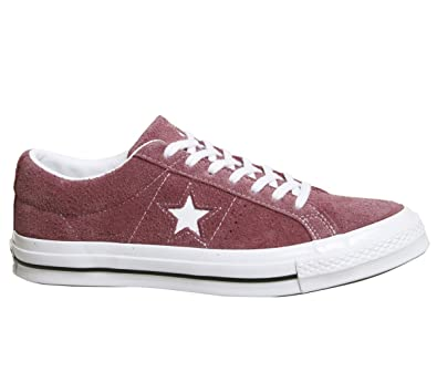 2b4144a5ad75 Converse Men s One Star Suede Low Top Sneakers