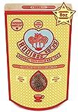 Rooibos Tea Organic Looseleaf Tea - 8oz South African Red Bush Herbal, By Rooibos Rocks