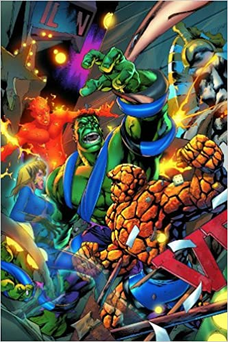 Fantastic Four: The Life Fantastic TPB Fantastic Four ...