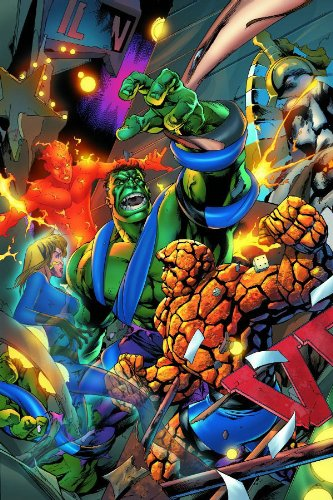 Amazon.com: Fantastic Four: The Life Fantastic (Fantastic ...