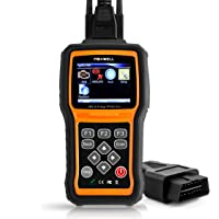 FOXWELL Automotive ABS SRS Scanner NT630 Pro Obd2/OBD II Code Reader, Engine/Airbag Diagnostic Scan Tools with Steering Angle Sensor Calibration Function