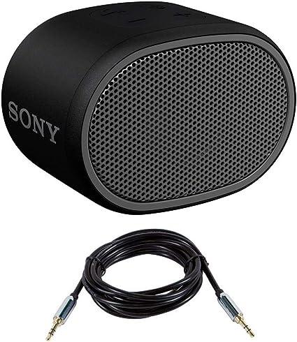 - Brand New Sony XB01 Bluetooth Compact Portable Speaker Black SRSXB01//B