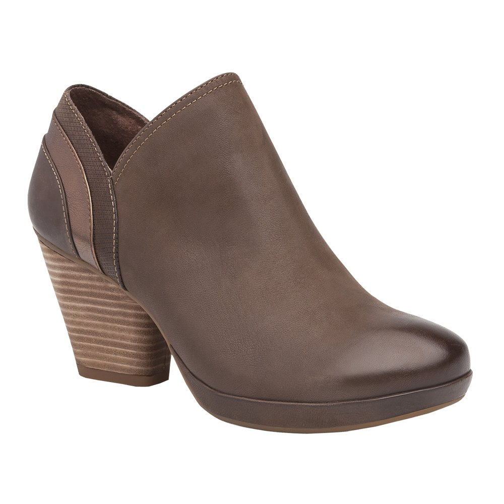 Dansko Women's Marcia Boot Teak Burnished Nubuck (36) by Dansko