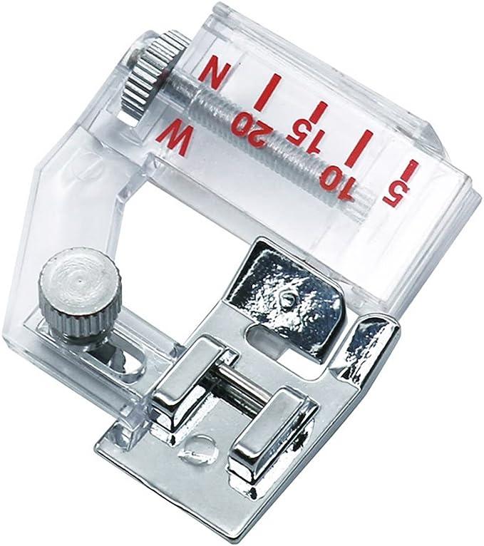 Forart Bias Tape Makers Set Bias Tape Maker Kit zum Quilten von Ahlen n/ähen und verstellbare Bindung Fu/ß Quilten Ahle Kugelstifte N/ähen Zubeh/ör