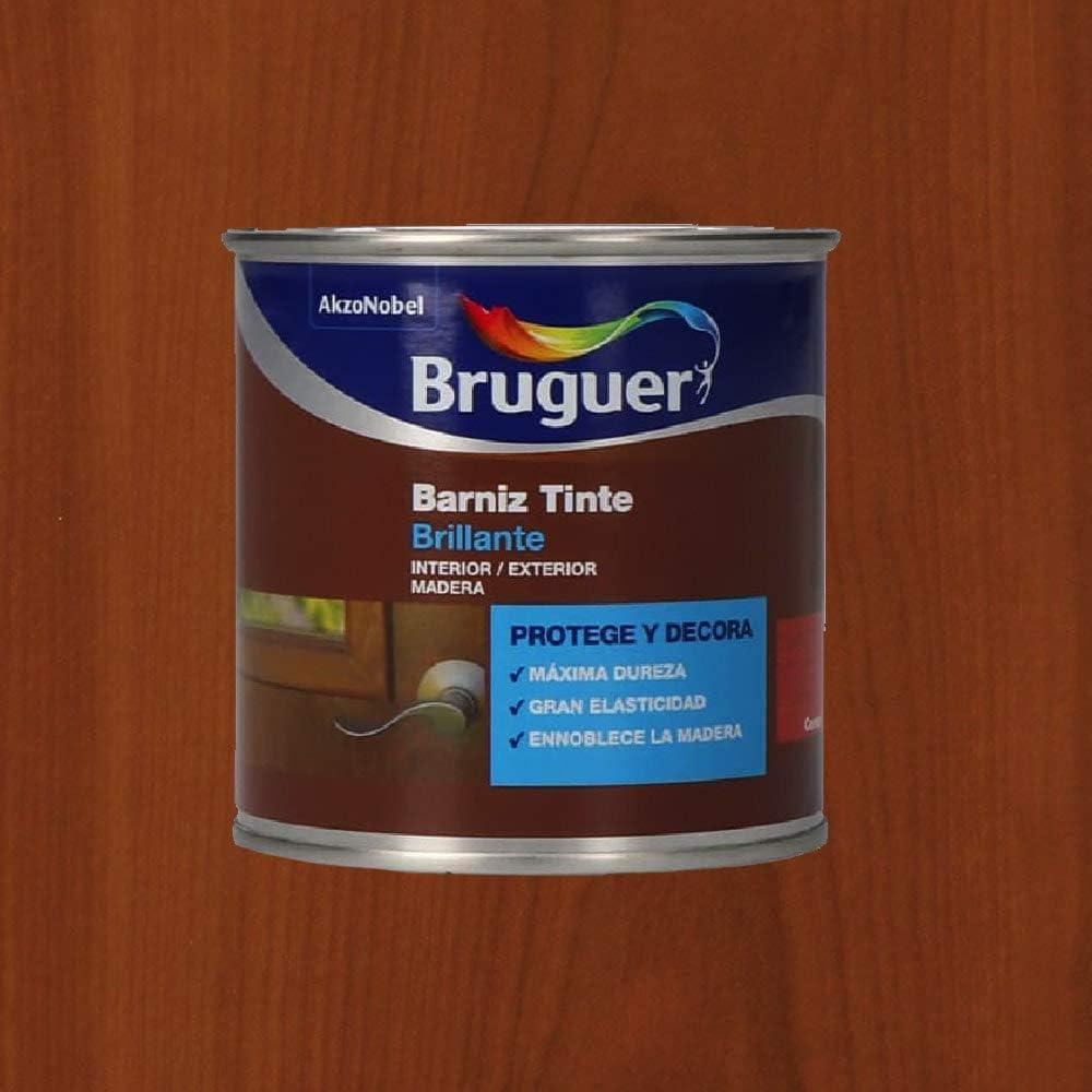 Bruguer Barniz Tinte BTE.BRUGUER Cerezo 750 ML, Negro