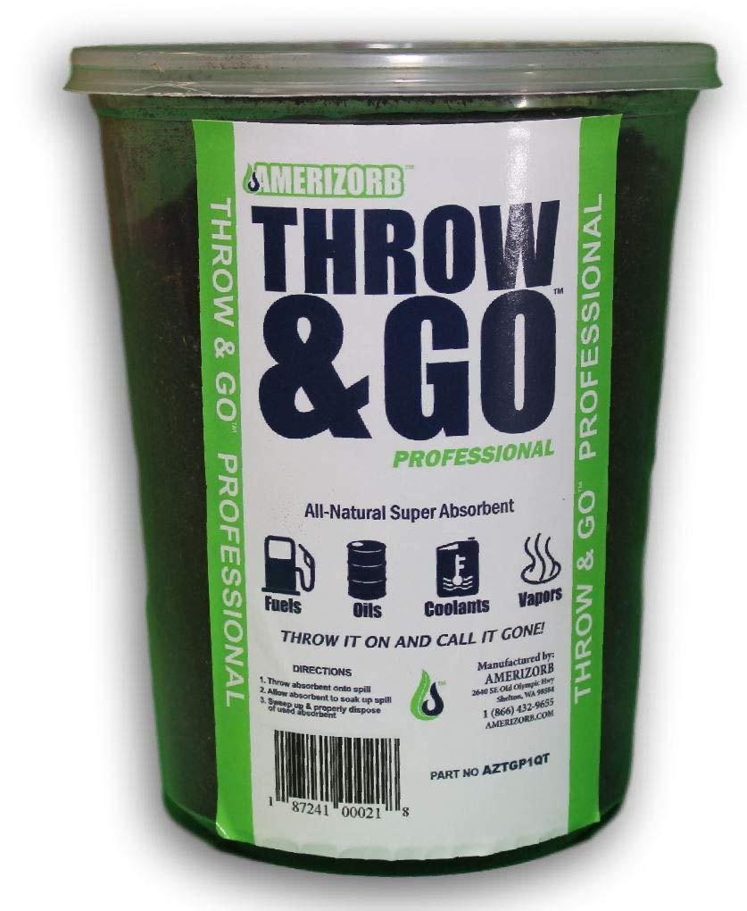 Throw /& Go Super Absorbent 5 QT