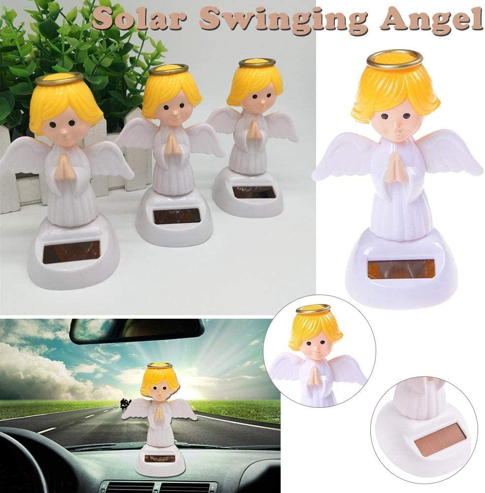 Solar Powered Dancing Chicks In Eggshell  Bobble Head /& Moving Side to Side