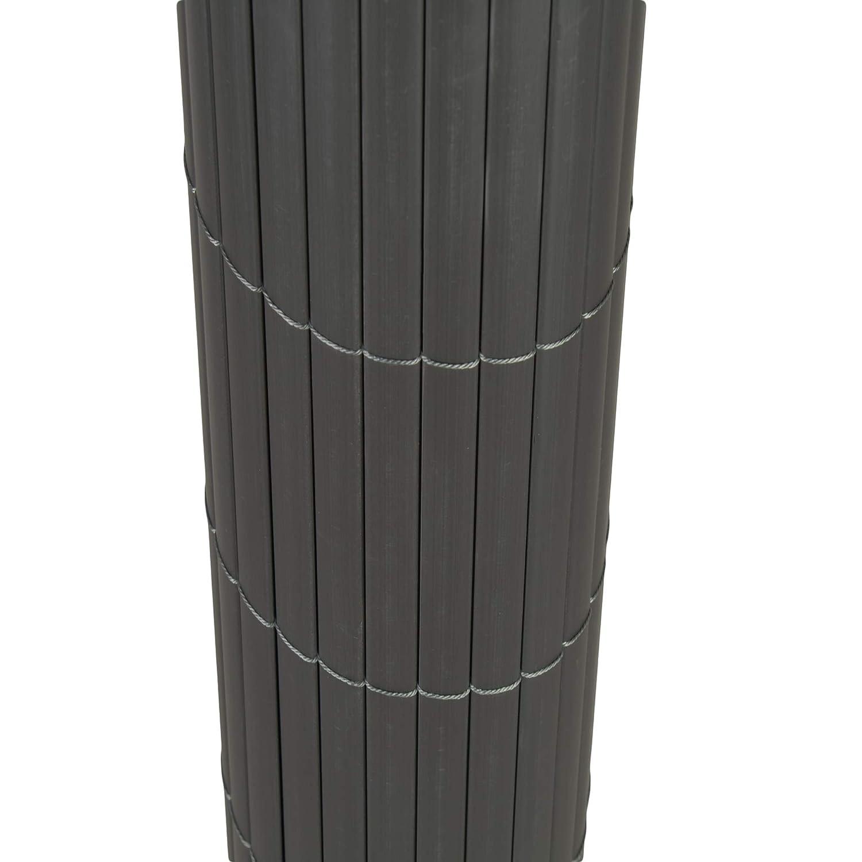 Sichtschutzmatte Pvc 1 8x3m Farbe Grun