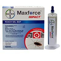 max forc impact one reservoir one tube bayer 30 g cockroache cucaracha