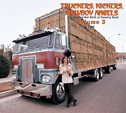 Truckers Kickers Cowboy Vol. 3 1970 (Truckers Kickers)
