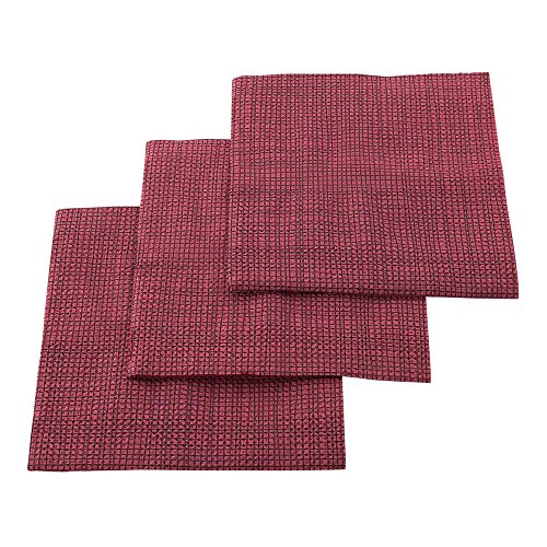 (Luxenap Micropoint 2-Ply Cocktail Beverage Napkins - Soft and Durable 8