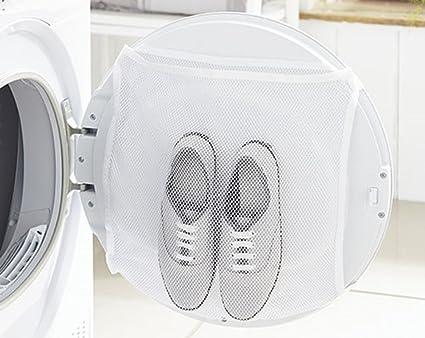 Zapatos bolsa para la colada para entrenamiento zapatos secadora secado bolsa protege correa de elástica