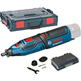 Bosch Professional GRO 12V-35 - Multiherramienta giratoria a batería