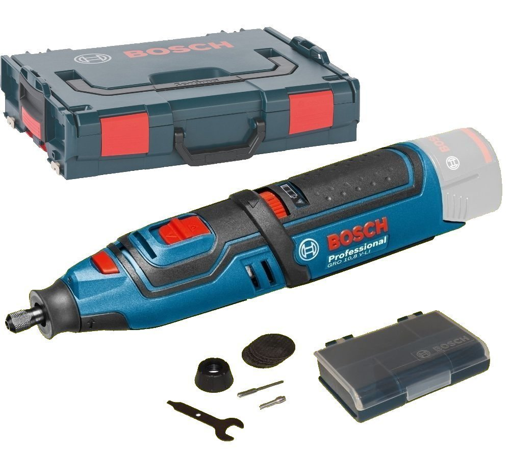 Bosch GRO 10, 8 V-LI Professional - Tecnologí a De Litio: Gama 10, 8 V 8 V-LI Professional - Tecnología De Litio: Gama 10 06019C5002 Bosch Pro Bosch Profesional