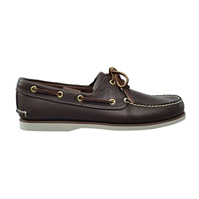 | Timberland Classic 2I Men's Boat Shoes Dark