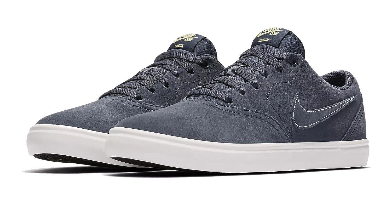 Nike H-Skateboardschuh SB Check Solarsoft, Zapatillas de Skateboard Para Hombre, Azul (402 Thunder Blue/THU 402), 44 EU