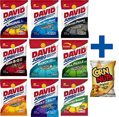 jumbo david sunflower seeds - 4