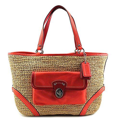 Coach 22904 Pocket Shoulder Handbag