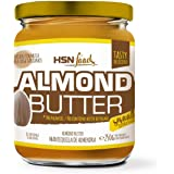HSN Foods - Mantequilla de Almendras con Textura Cremosa y Suave - 100% Natural -