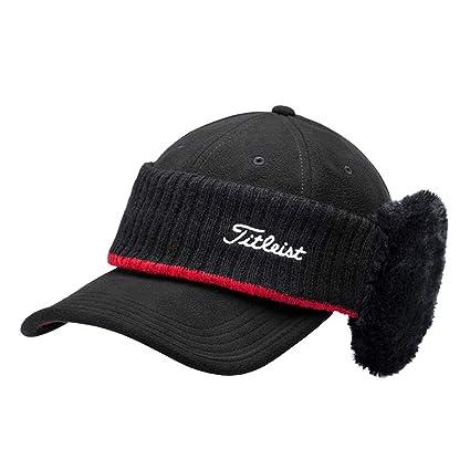 Amazon.com  Titleist Winter Hat for Women (Fur Ear Warmer Cap 8ea84c464cb