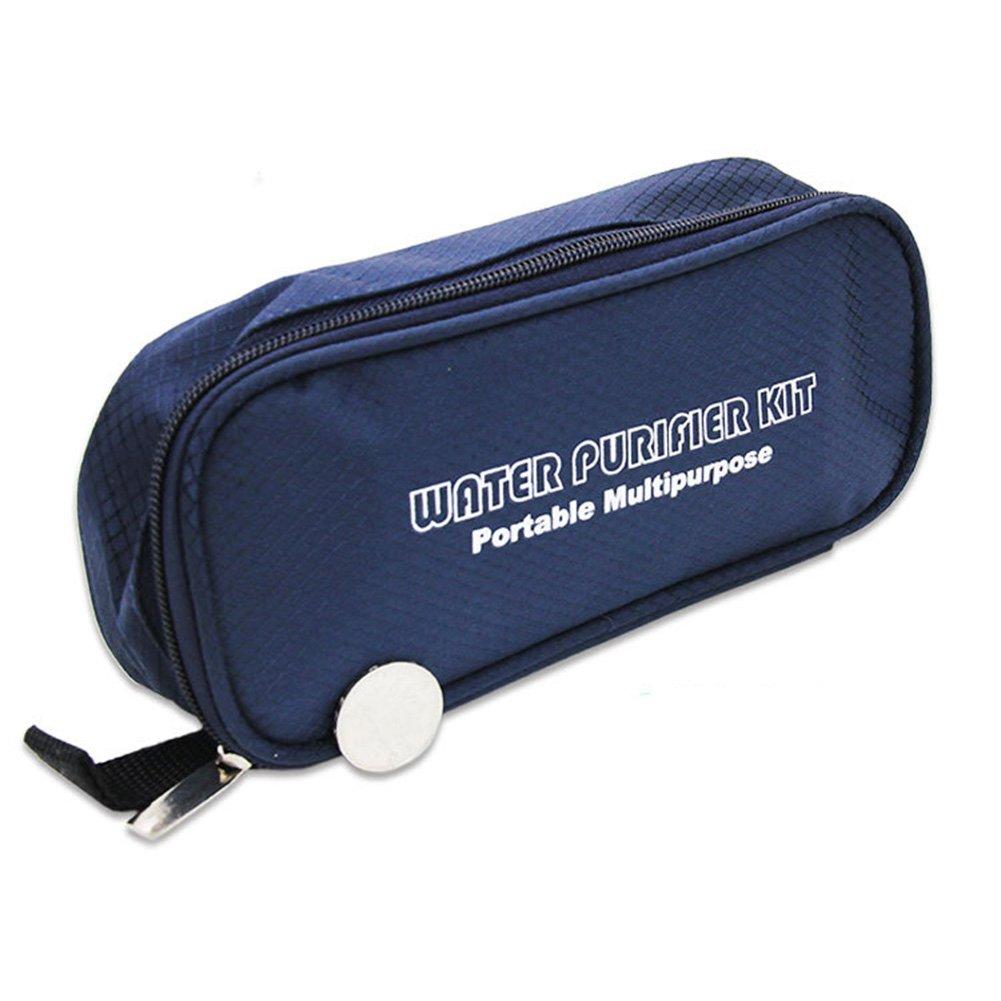 les voyages et les urgences le camping Equipement portable de filtration deau /à embout buccal Tentock Pour la randonn/ée