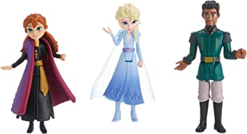 Hasbro Disney Frozen 2 SD Story Moments Travel, Multicolor ...