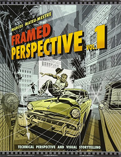 Figures Framed Art - Framed Perspective Vol. 1: Technical Perspective and Visual Storytelling