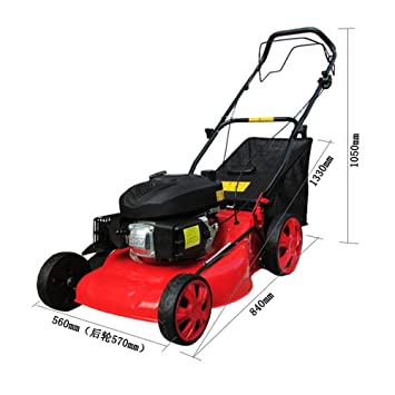 Amazon.com: sogar 20-Inch/6.0 HP self-propelled Powered ...