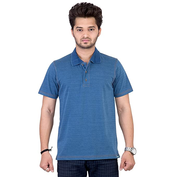 a20be979380f High Quality Premium Solid Collar Men   Boy Cotton Casual Polo T-Shirts  Short Sleeve